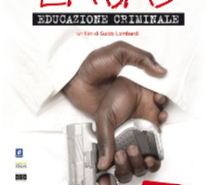 Poster do filme Là-bas – Educação Criminal