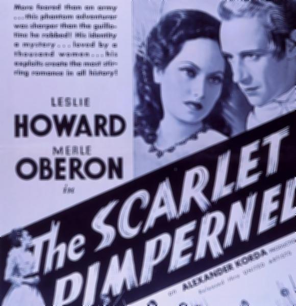Poster do filme O Pimpinela Escarlate
