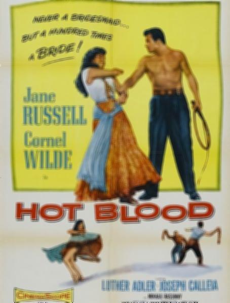 Poster do filme Sangue Ardente