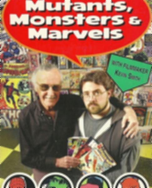 Poster do filme Stan Lee: Mutantes, Monstros e Quadrinhos