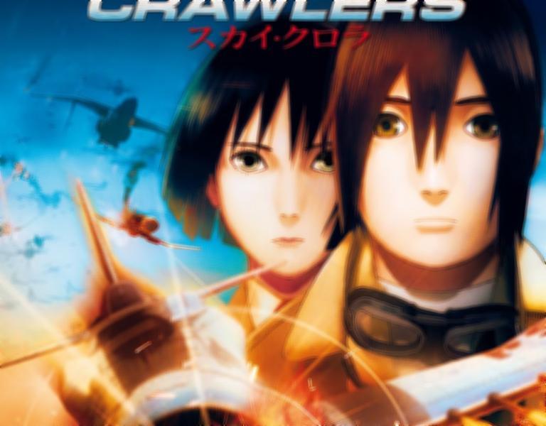 Poster do filme The Sky Crawlers: Eternamente