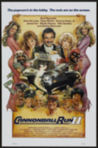 Poster do filme Um Rally Muito Louco