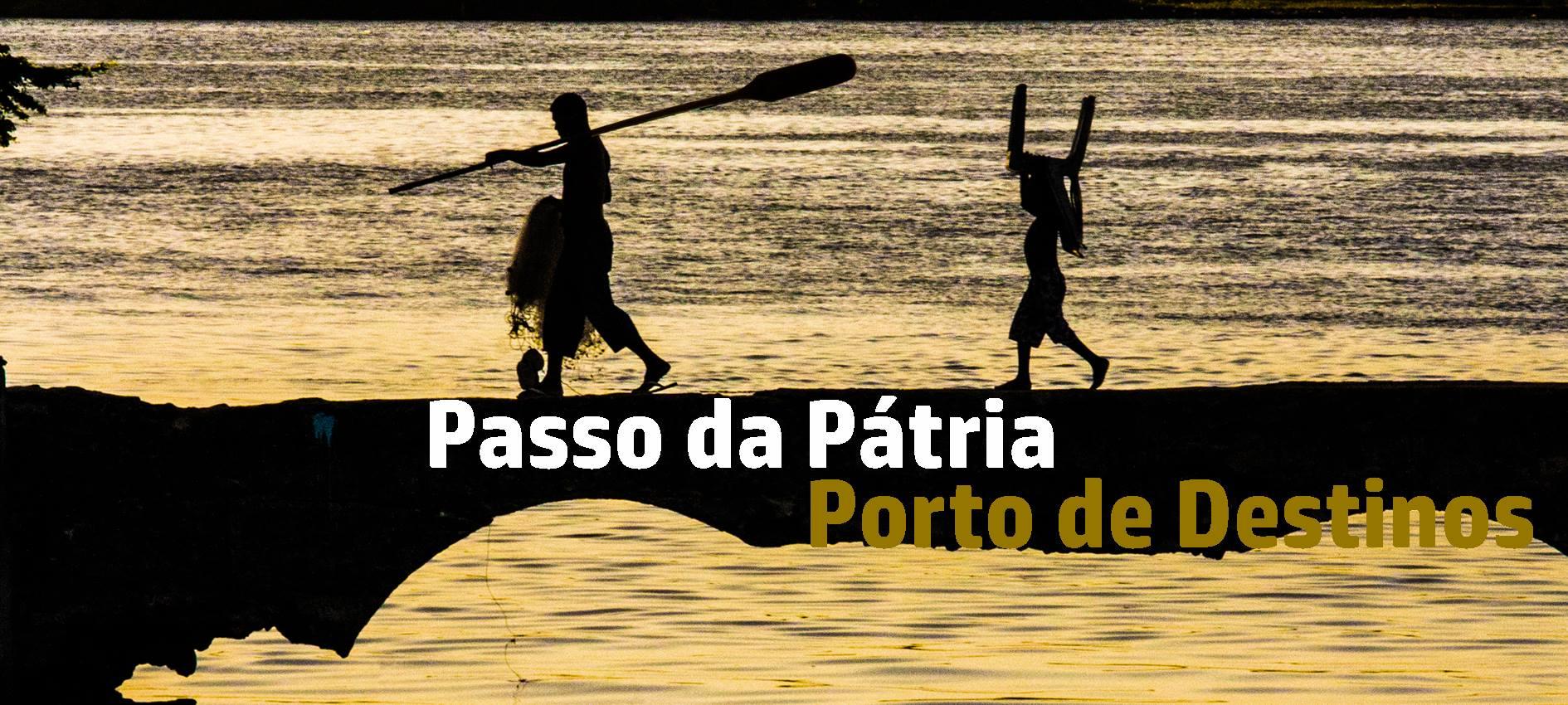 Poster do filme PASSO DA PÁTRIA - PORTO DE DESTINOS
