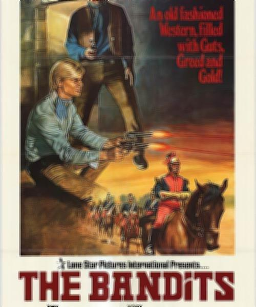 Poster do filme Seis Colts a Serviço do Mal