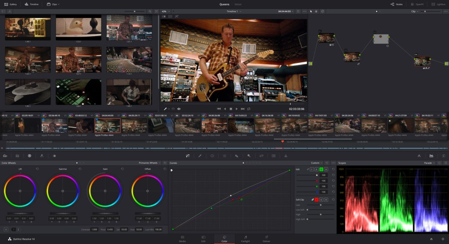 Creative Cloud  Is It Time to Ditch Adobe    Fstoppers DaVinci Resolve 14 offers advanced color correction features for  challenging video such as Sony S LOG
