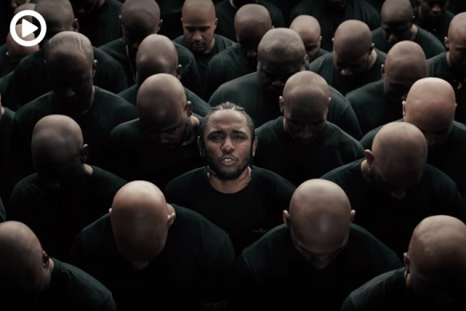 A Cinematography Breakdown of How Kendrick Lamar's Left Stroke Went Viral