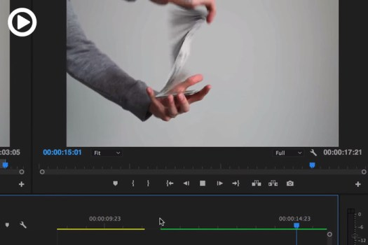 How to Add Fake Slow Motion to Your Footage