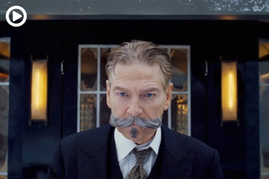 Ill-Matched Song Choice in Official 'Murder on the Orient Express' Movie Trailer Spurs Parodies