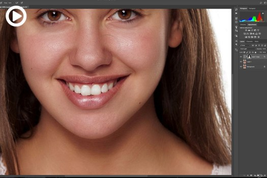 A Beginner's Guide to Retouching Portraits in Photoshops