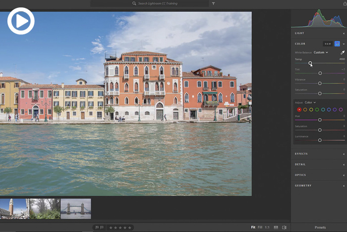 A Complete Guide to Lightroom CC