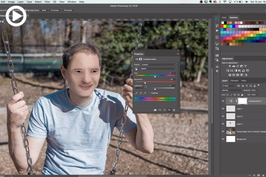 Want to Go Viral? Here's How to Retouch a Portrait Like That Internet Sensation