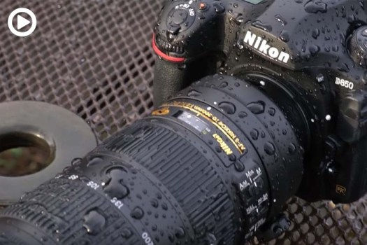Testing How Canon, Nikon, Sony and Olympus Cameras Fare in the Rain: Which Is Most Waterproof?