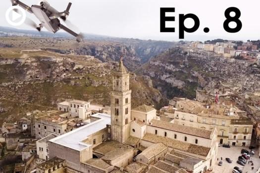PTW Episode 8: Lee Crashes Mavic Drone Into Italian Mountain