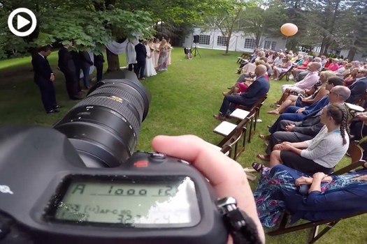 Wedding Photography: Behind the Scenes