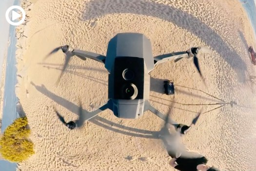 Get a New Perspective on Aerial Photography With a 360-Degree Camera