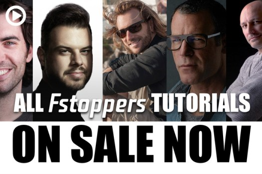 Fstoppers' July 4th Photography Tutorial Sale