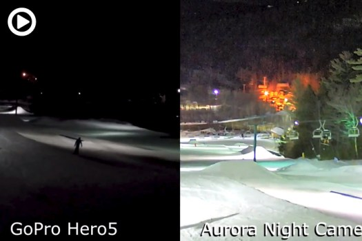 GoPro Rival Launches Unbelievable Full Color Night Vision Camera