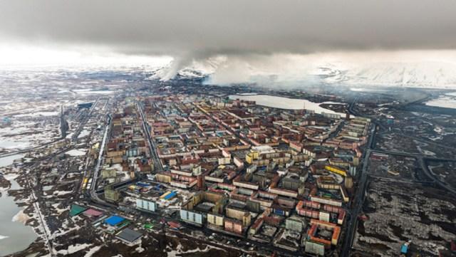 Hasil gambar untuk norilsk