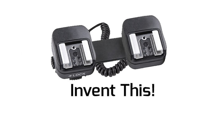 Could This Be The Best Dual Hotshoe Flash Bracket For