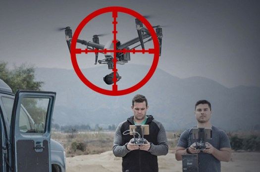 Man's Neighbor Shoots His $3,000 DJI Inspire 2 Drone Out of the Sky