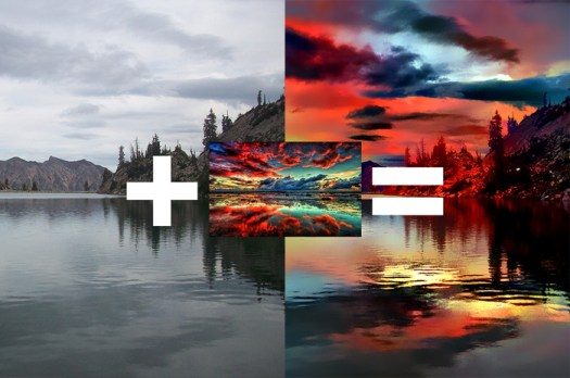Adobe Has Developed Color Transfer Technology
