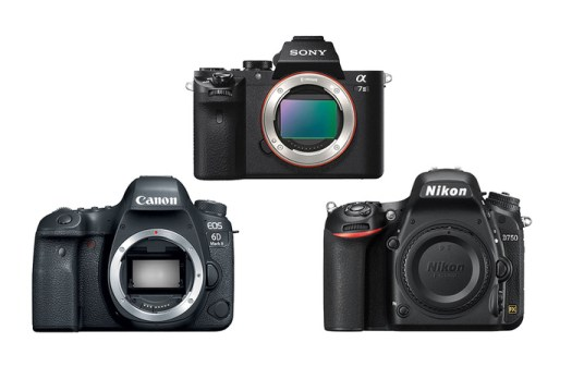 Comparison Breakdown: The Lightest, Most Affordable, Professional Full-Frame System