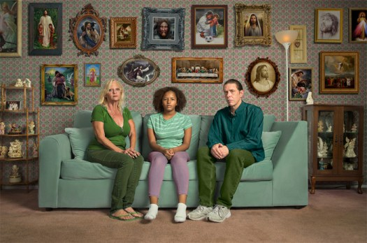Photo Series Features Portraits of Complete Strangers Found on Craigslist