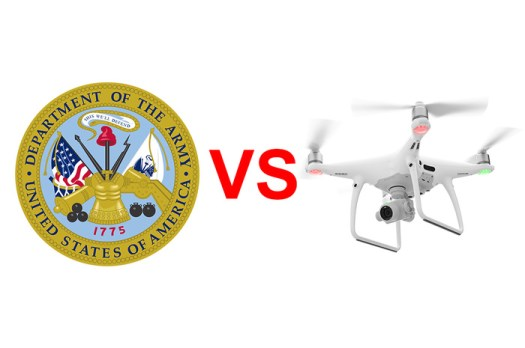 The U.S. Army Ban on DJI - What Is Really Going On?
