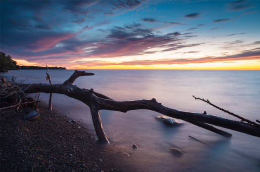 How 30 Minutes of Freedom to Shoot a Sunset Went Hysterically Wrong