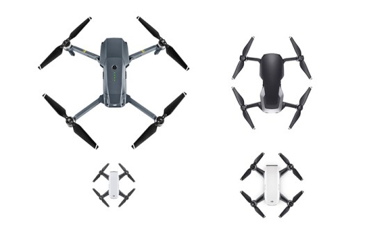DJI Tello, Spark, Mavic Air, or Mavic Pro: What Are the Differences and Which Drone Should You Pick?