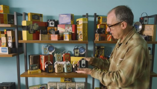 A Brief Look Inside the Mind of a Vintage and Antique Camera Collector