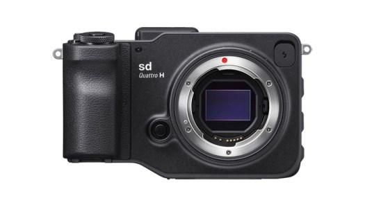 Fstoppers Reviews Sigma sd Quattro H Mirrorless Camera