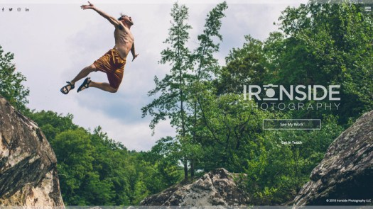 What I Learned While Redesigning My Photography Website