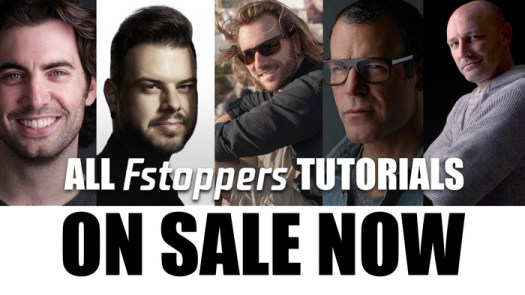 All Fstoppers Original Tutorials Discounted this Labor Day Weekend