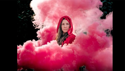 Smoke up Your Photos With Color Smoke Grenades