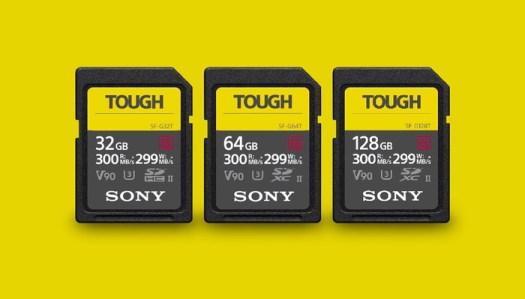 Sony Announces