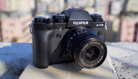 A First Look at the Fujifilm X-T3