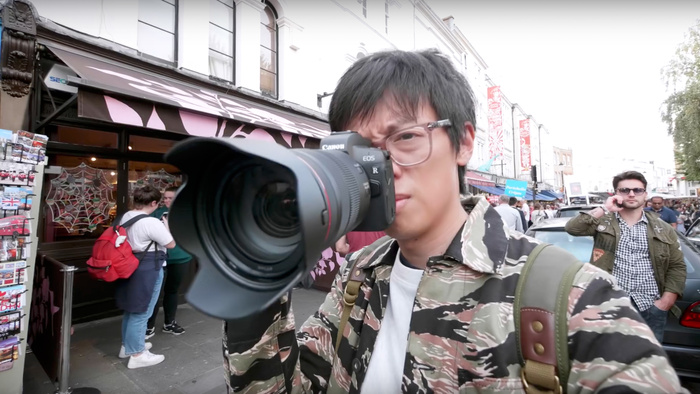 The Canon EOS R Real World Review with Kai Wong