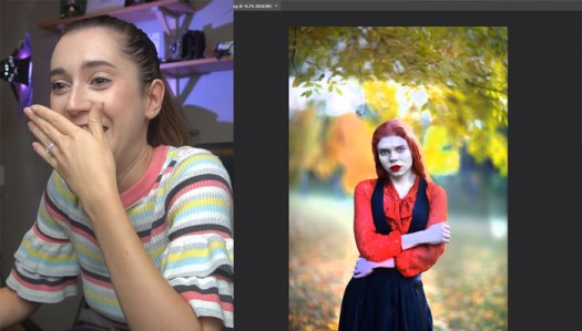 Photographer Tests Out Some of Fiverr's Retouchers, and the Results Are Hilarious