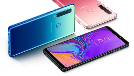 Samsung Galaxy A9: A Smartphone With Four Cameras