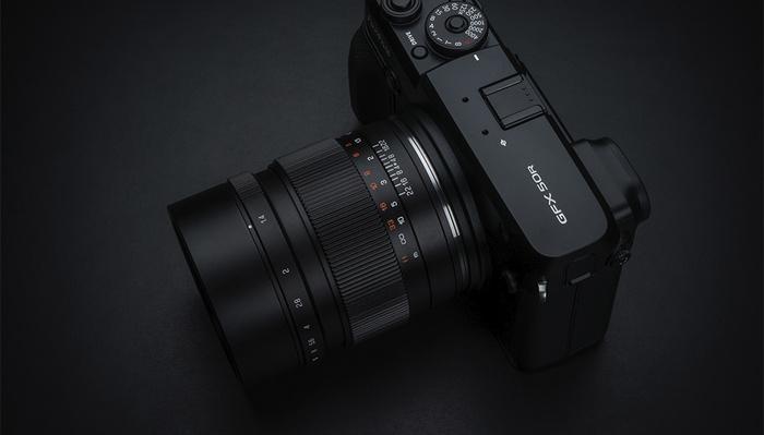 ZY Optics Unveils a Very Wide Aperture Medium Format Lens: Mitakon Speedmaster 65mm f/1.4