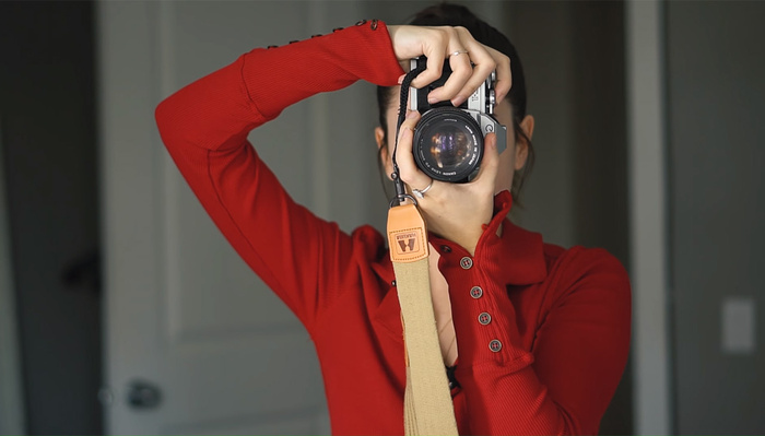 Are You Holding Your Camera Wrong?