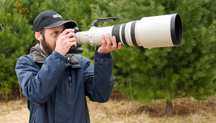 Wildlife Photography 101: Quickly Find Birds In Your Camera's Viewfinder Using Telephoto Lenses