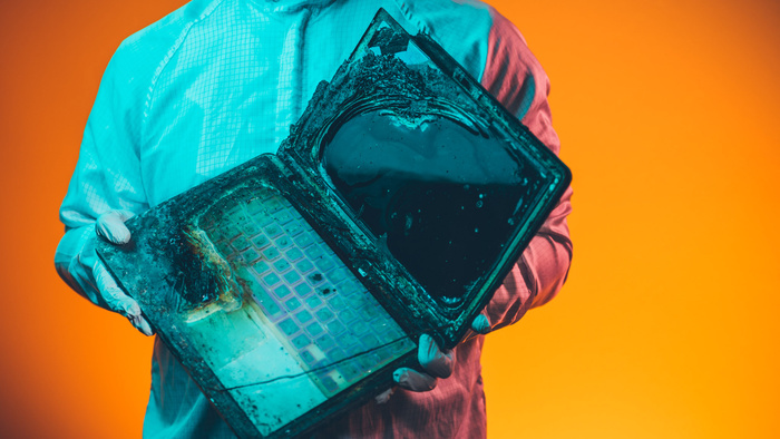 What Would You Do if Your Hard Drive Burned? My Visit to DriveSavers Data Recovery