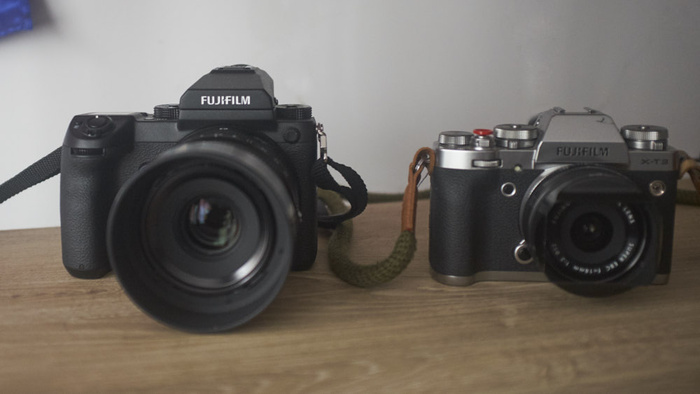 Complete Review of the Fuji GFX 50S, Part Two: How Does The Shooting Experience Compare to the X-T3?
