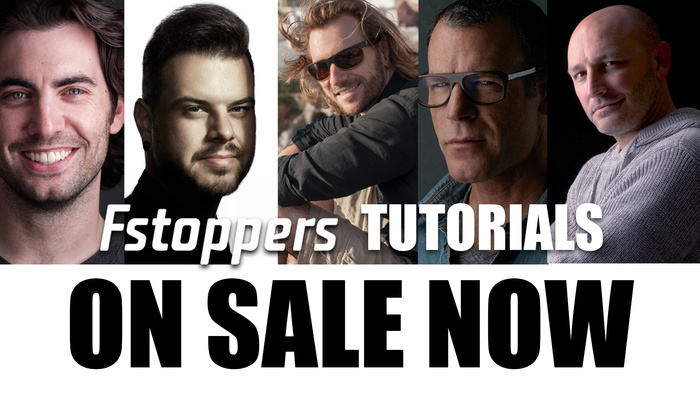 Save up to 66% on Photography Tutorials with Fstoppers Spring Sale
