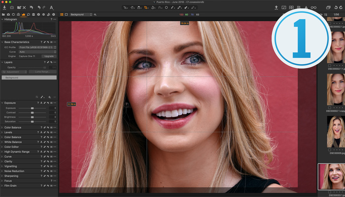 Capture One Tips: Three Beginner Tips for a Faster and More Efficient Workflow