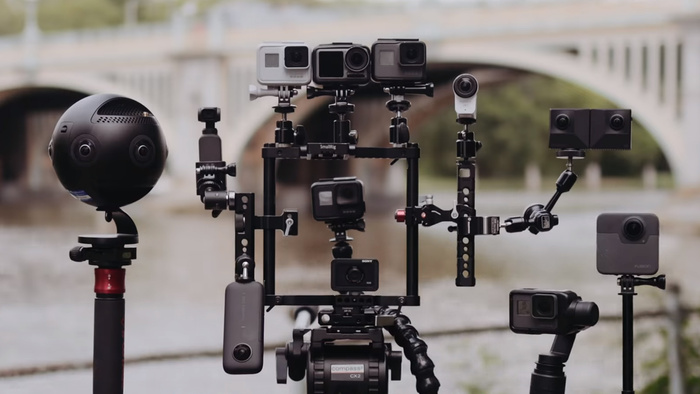 Philip Bloom Delves Deep in This Action Camera Comparison