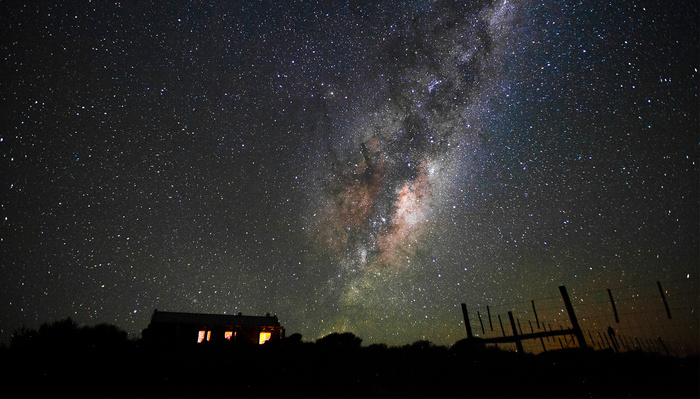 Photographing the Disappearing Stars