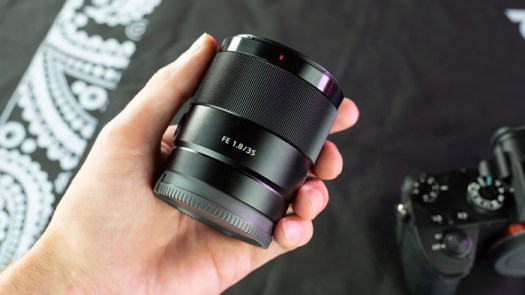 Sony FE 35mm f/1.8 Announced, Ships Early Next Month
